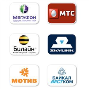 Операторы сотовой связи Светлогорска