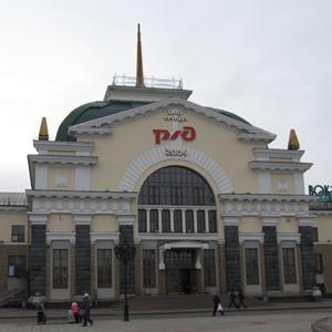 Железнодорожные вокзалы Светлогорска
