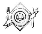 Корвет, развлекательный комплекс - иконка «ресторан» в Светлогорске